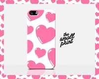 Heart Print Iphone 5C Case Cute Iphone 5C By Thesmallprintcases
