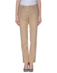 Pence Casual Pants Sand