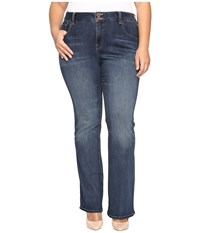 Lucky Brand Plus Size Emma Boot In Great Falls Great Falls Women's Jeans Blue
