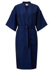 Minimum Diddan Kimono Jacket Twilight Blue