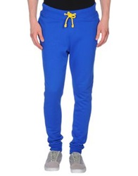 Frankie Morello Casual Pants Blue