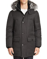 Mackage Vaughan Hooded Jacket Black