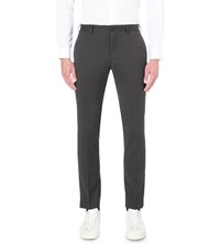 Tiger Of Sweden Herris Wool Trousers Grey