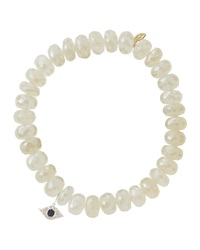 Sydney Evan Design Your Own Bracelet Made To Order Pearl Chalcedony
