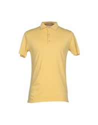 Bellwood Polo Shirts Yellow
