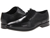 Florsheim Castellano Wingtip Oxford Black Men's Lace Up Wing Tip Shoes