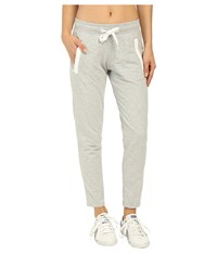 Puma Style Swagger Pants Light Gray Heather Women's Workout