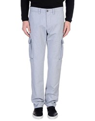 Incotex Red Trousers Casual Trousers Men Blue
