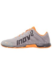 Inov 8 Inov8 Flite 195 Sports Shoes Grey Orange Black