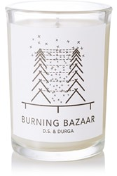 D.S. And Durga Burning Bazaar Scented Candle Colorless