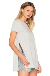 Minkpink Take Two Tee Gray