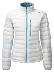 Tog 24 Zenith Womens Down Jacket Winter White