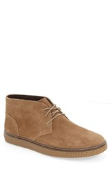 Johnston And Murphy Men's 'Wallace' Chukka Boot Taupe
