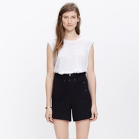 Madewell And M 82 By George Mccrackentm Navy Shorts