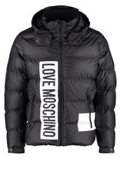 Love Moschino Giubbino Winter Jacket Black