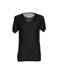 Spina Knitwear Jumpers Men Black