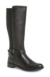 Women's Bussola 'Selby 50 50' Tall Stretch Boot 1 1 2' Heel