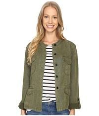 Sanctuary Sunset Safari Jacket Cactus Women's Jacket Green