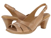 Softspots Neima Almond Dynasty Calf Women's Dress Sandals Brown