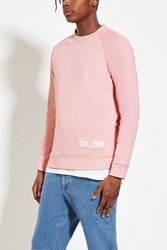 Forever 21 Chill Dude Graphic Sweatshirt