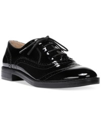 Franco Sarto Imagine Lace Up Oxfords Women's Shoes Black