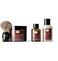 The Art Of Shaving Full Size Sandalwood Shaving Kit Black