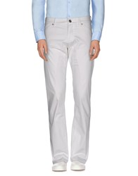 Guess Trousers Casual Trousers Men White