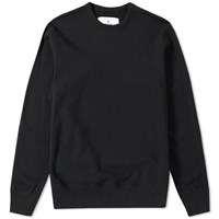 Reigning Champ Terry Crew Sweat Black
