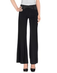 Marithe' F. Girbaud Marithe Francois Girbaud Trousers Casual Trousers Women Black
