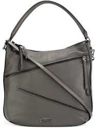 Marc By Marc Jacobs Zipped Tote Bag Grey