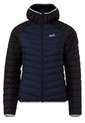 Jack Wolfskin Zenon Storm Down Jacket Night Blue Dark Blue