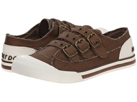Rocket Dog Jolissa Natural Pitstop Women's Lace Up Casual Shoes Brown