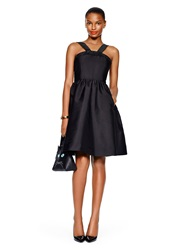 Kate Spade Pave Trim Fit And Flare Dress