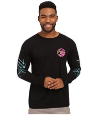 O'neill Wavecult Long Sleeve Top Black Men's Clothing