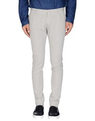 Berwich Trousers Casual Trousers Men Light Grey