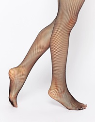 Gipsy Fishnet Tights Black