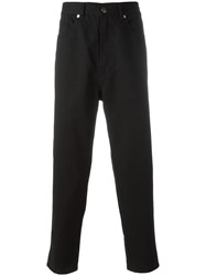 Societe Anonyme 'Deep Chino' Trousers Black