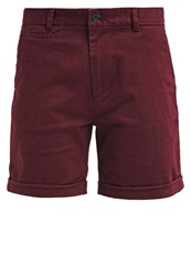 Kiomi Shorts Bordeaux