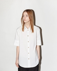 Acne Studios Adele Shirt Optic White