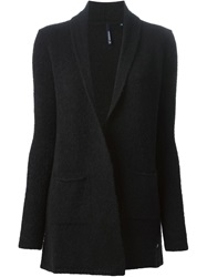 Woolrich Shawl Neck Cardigan Blue
