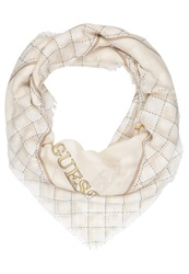 Guess Amy Scarf Ivory Off White