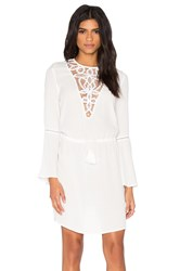 Wyldr Dream Daze Dress White
