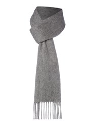 Howick Classic Cashmere Scarf Grey
