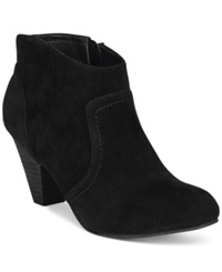 Xoxo Aldenson Booties Women's Shoes Black