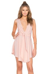 Finders Keepers Collide Dress Pink