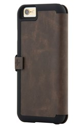 Tavik 'Fletch' Iphone 6 And 6S Wallet Case Brown