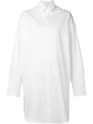 Y Project Oversized Shirt White