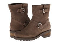 La Canadienne Charlotte Stone Oiled Suede Women's Boots Gray