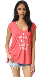 Wildfox Couture All Made Of Stars Tunic Ariel
