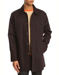 Menlook Label Navy Waterproof Jacket